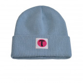 Bonnet en laine, Ice Blue