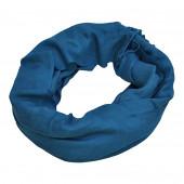 Pashmina bleu vénitien