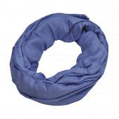 Pashmina bleu jean délavé