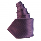 Cravate violette