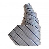 Cravate Club grise