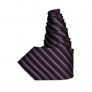 Cravate rayée Chicago