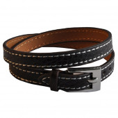 Bracelet en cuir Dark Brown