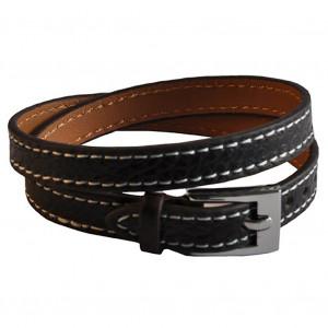Bracelet en cuir Dark Brown