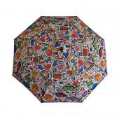 Parapluie Dandyfrog Psychedelic