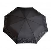 Parapluie strass, noir