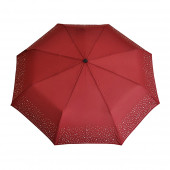Parapluie strass, rouge