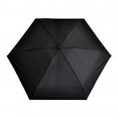 Parapluie uni, noir