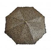 Parapluie guépard marron