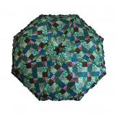 Parapluie patchwork animal