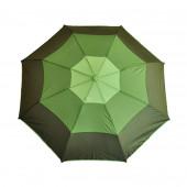 Parapluie dégradé vert