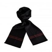 Foulard Carven noir galant