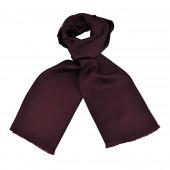 Foulard Carven uni violet