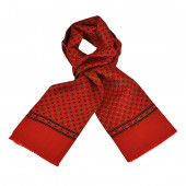 Foulard Carven rouge Lord
