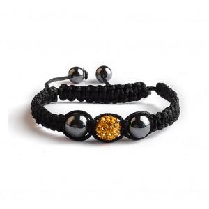 Shamballa 1 Perle - Gold