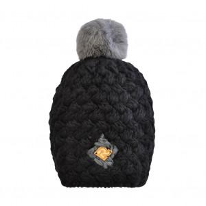Bonnet bicolore, Black