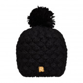 Bonnet noir uni