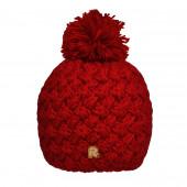 Bonnet rouge uni