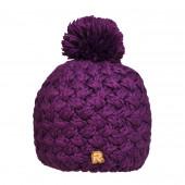 Bonnet violet uni