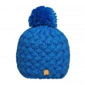Bonnet turquoise uni