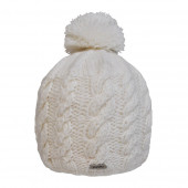 Bonnet Saki blanc cassé