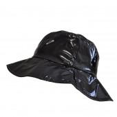 Chapeau de pluie, Capeline Noir