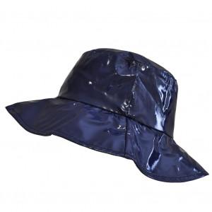 Chapeau de pluie, Bleu