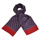 Foulard Carven Lord Rouge