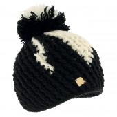 Bonnet Bicolore Noir