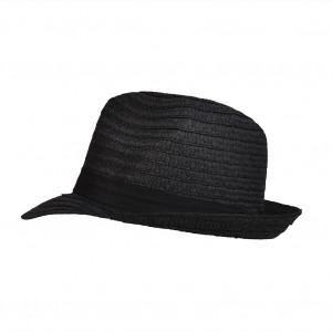 Chapeau Trilby, Noir