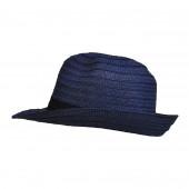 Chapeau Trilby, Bleu