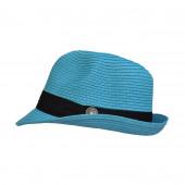Chapeau de paille, Turquoise