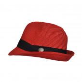 Chapeau de paille, Rouge