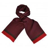 Foulard Carven Tic-Tac Rouge