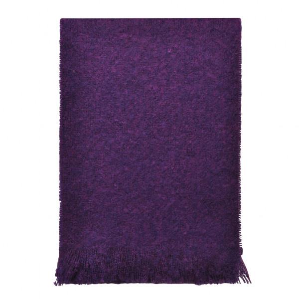 Echarpe violette mohair, Vente d écharpes en laine, Toutacoo. 9618744fa11