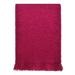 Echarpe rose fushia mohair, Vente d écharpes en laine, Toutacoo. 07d450c1890