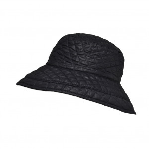 Chapeau matelassé, Bleu Marine