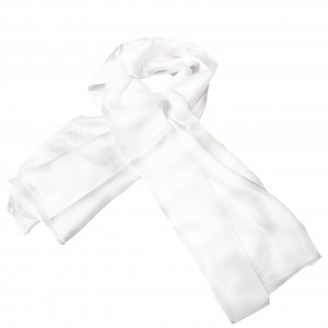 Foulard carré en soie, Nuage