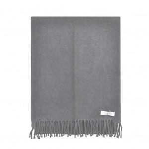 Écharpe cachemire, gris clair