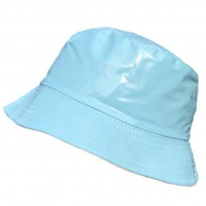 Bob vinyle bleu clair