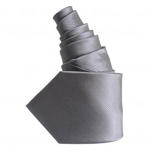 Cravate gris souris