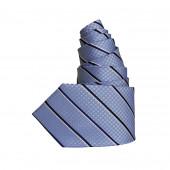 Cravate Croisillon ciel