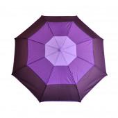 Parapluie dégradé violet