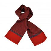 Foulard Carven rouge Hérald