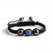 Shamballa 1 Perle - Bleu clair