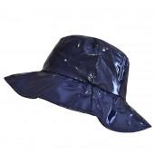 Chapeau de pluie, Capeline Bleu
