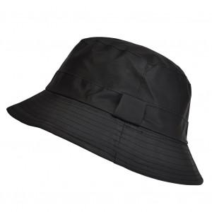 Bob de pluie Noir, Aspect nylon TU +/-59 cm