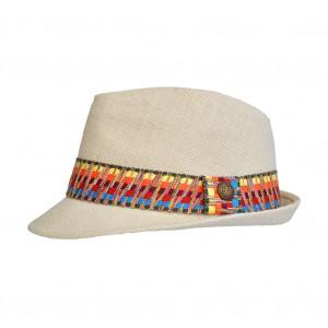 Chapeau de paille Copacabana