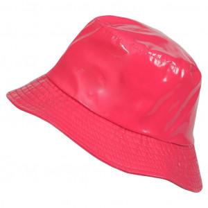 Bob de pluie Pink Hollywood, Aspect ciré