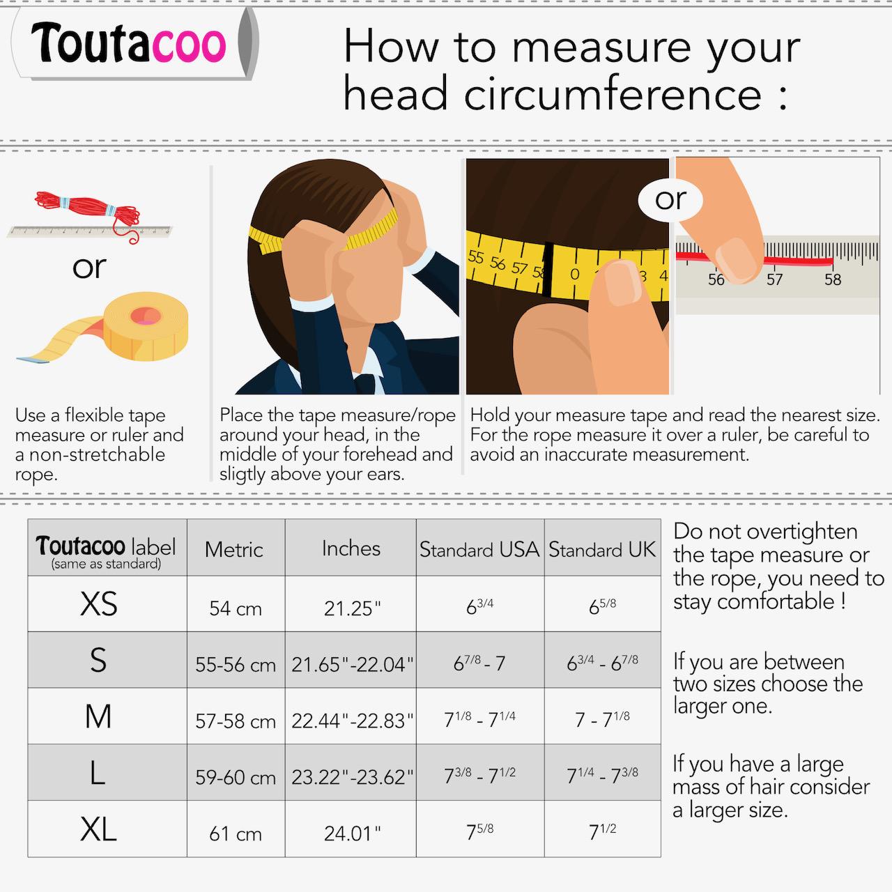 Comment mesurer vote tour de tête